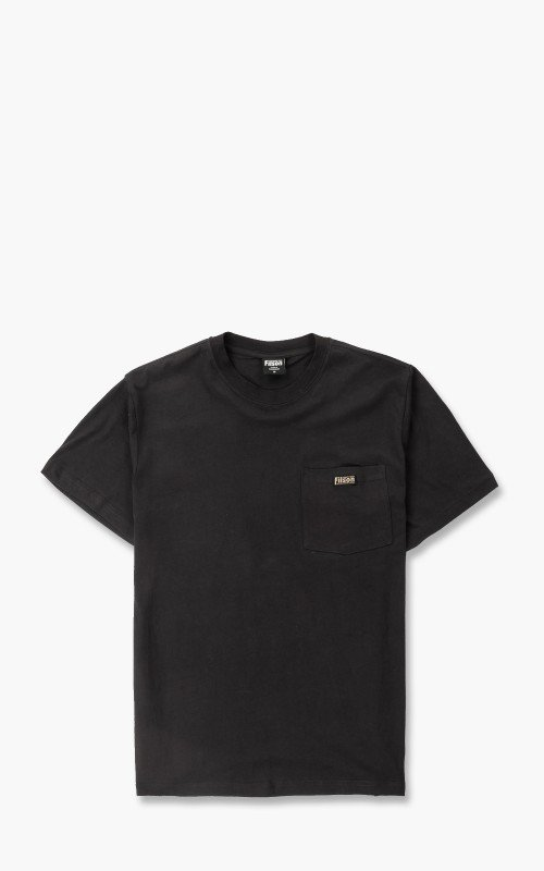 Filson Ranger Solid Pocket T-Shirt Service Coal