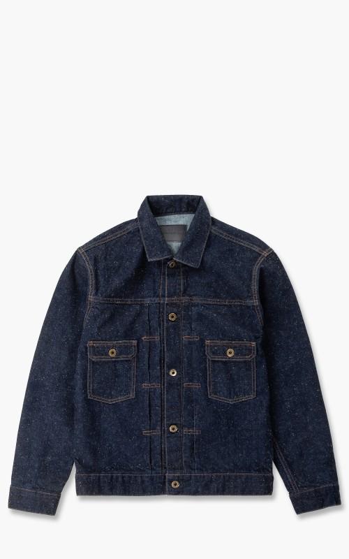 Japan Blue Banana Cotton Denim Jacket Indigo 12.5oz