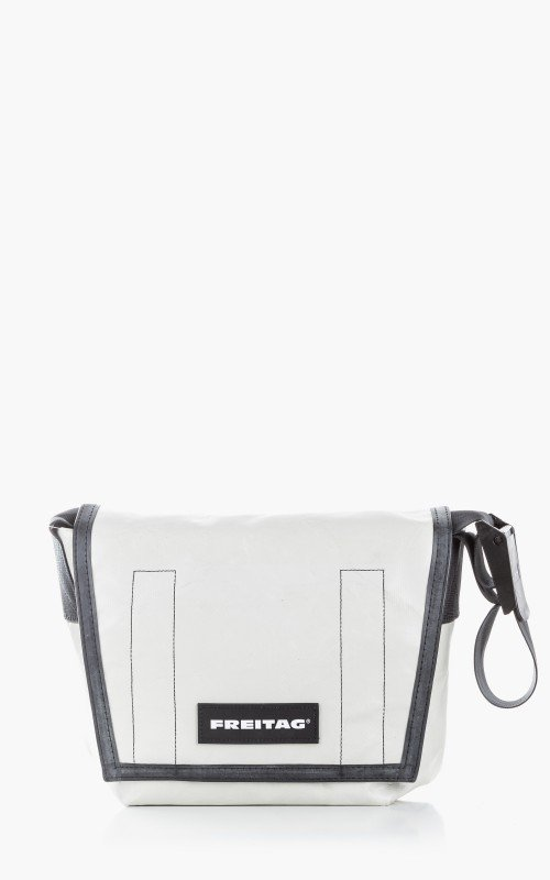 Freitag F11 Lassie Messenger Bag Classic S White 6-7