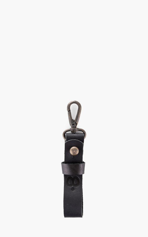 Butts and Shoulders Key Fob Black