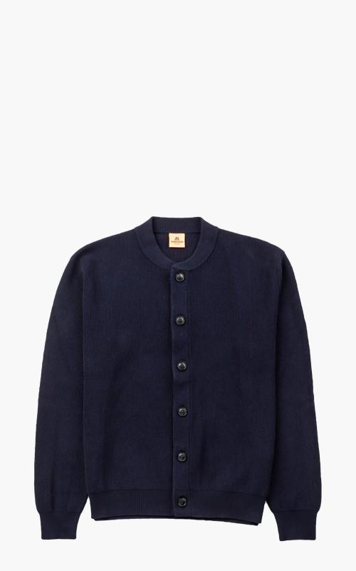 Andersen-Andersen Cotton Skipper Jacket Royal Blue