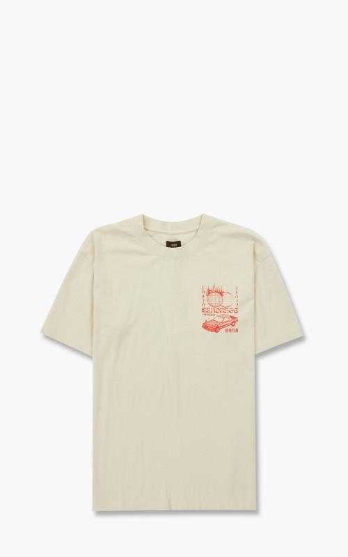 Edwin Tokyo Sabotage T-Shirt Pelican