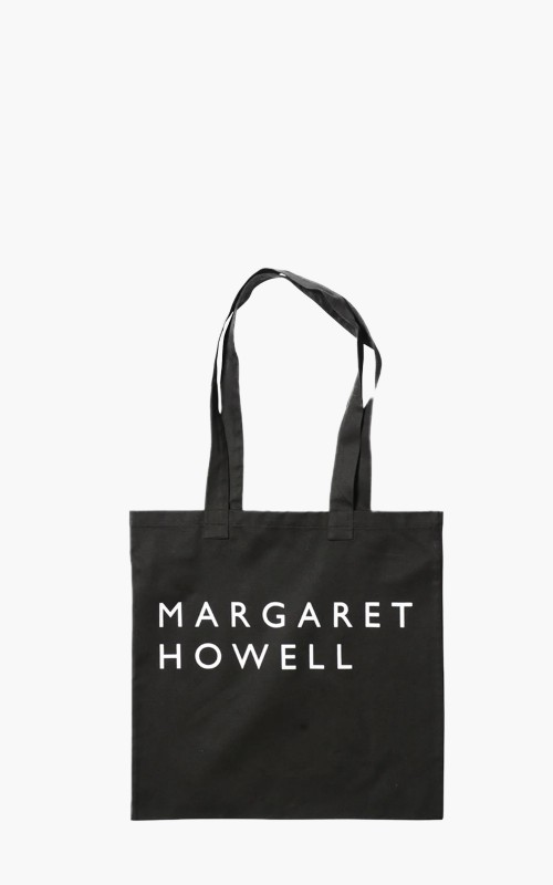 MHL. By Margaret Howell Logo Bag Black
