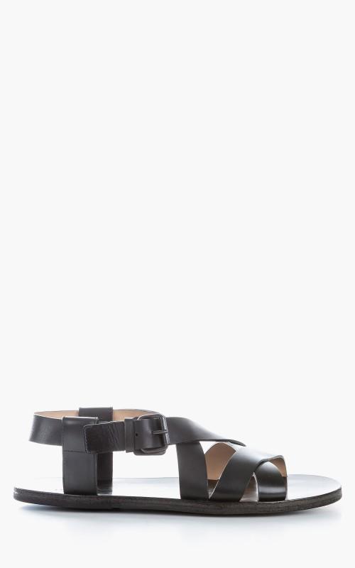Marsèll MM4012 Sandellone Sandal Black