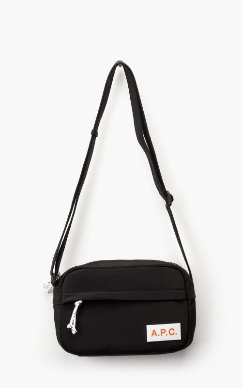A.P.C. Camera Bag Protection Black