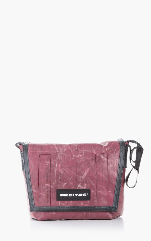 Freitag F11 Lassie Messenger Bag Classic S Red 6-5