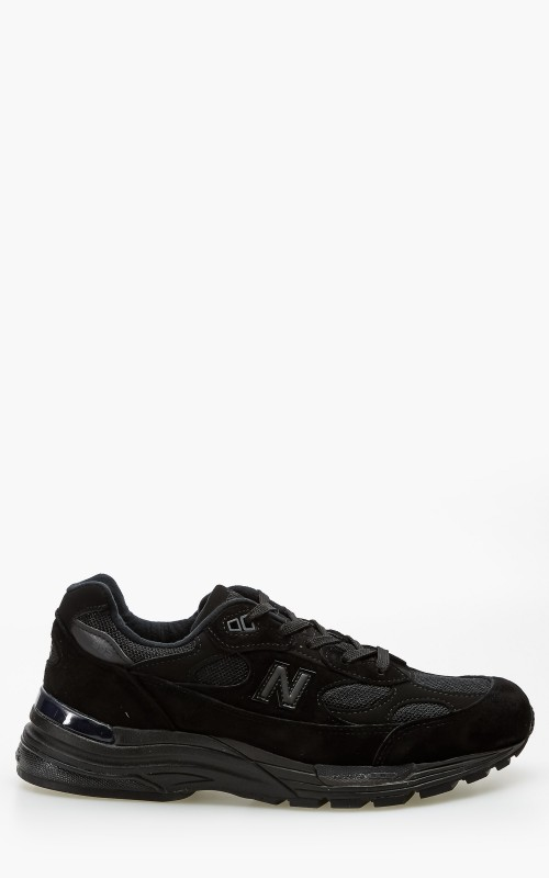 """New Balance M992 EA Black """"Made in USA"""""""