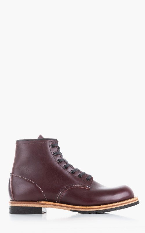 Red Wing Shoes 9411 Beckman Black Cherry Featherstone