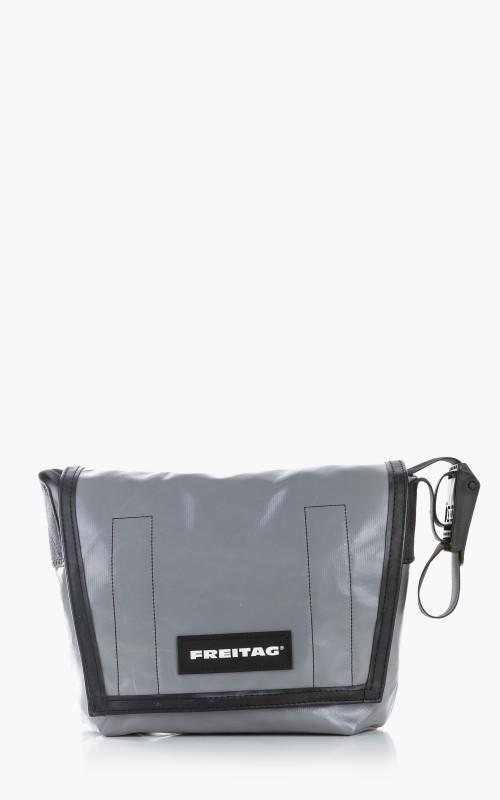 Freitag F11 Lassie Messenger Bag Classic S Silver 6-3