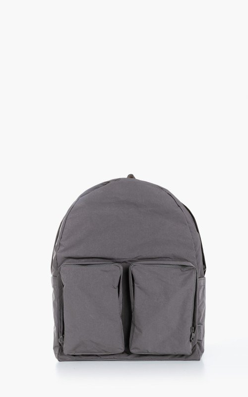 Amiacalva Gabardine Backpack Grey