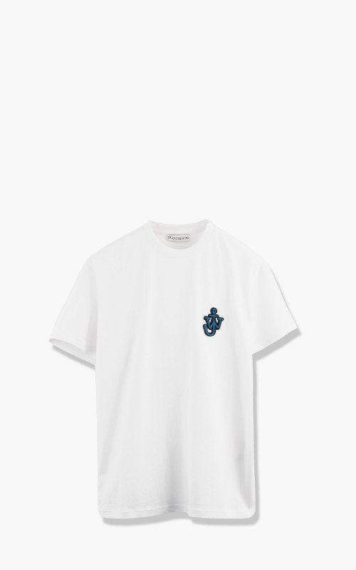 JW Anderson Anchor Patch T-Shirt White