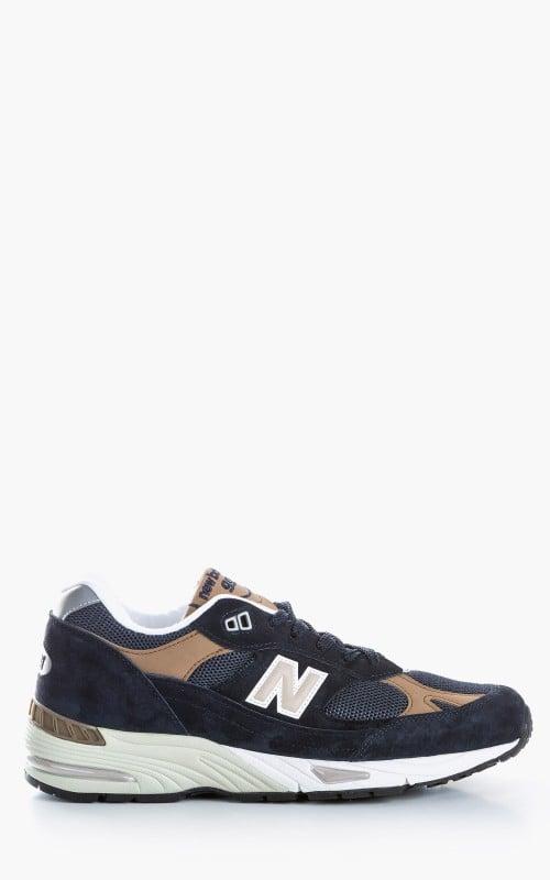 "New Balance M991 DNB Dark Navy ""Made in UK"""