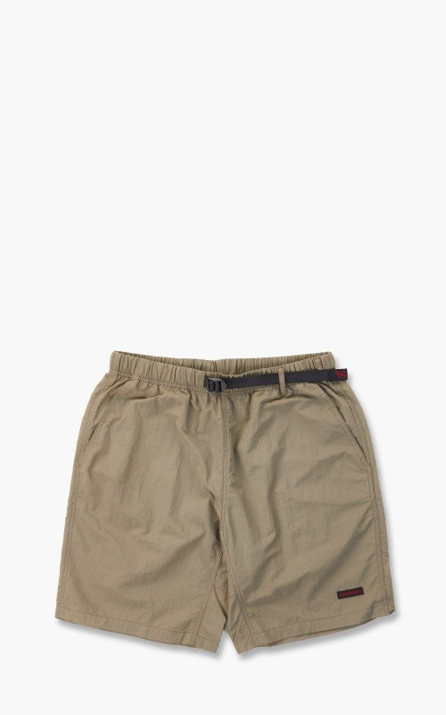 Gramicci Shell Packable Shorts Ash Olive