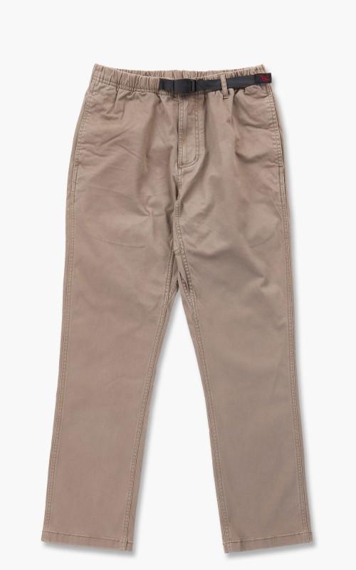 Gramicci NN-Pants Just Cut Stretch Twill Walnut