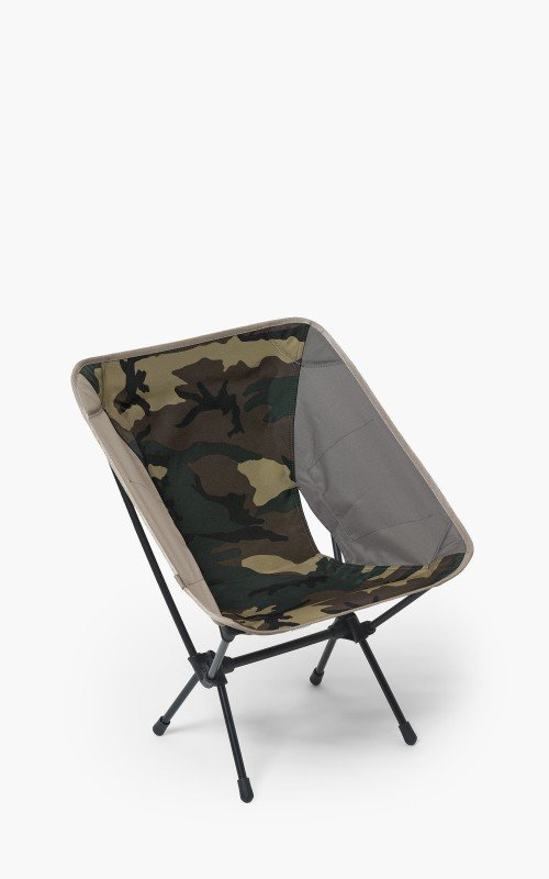 Carhartt WIP x Helinox Valiant 4 Tactical Chair Camo Laurel/Black