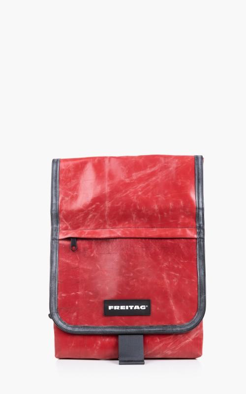 Freitag F133 Bonanza Backpack Red 4-3