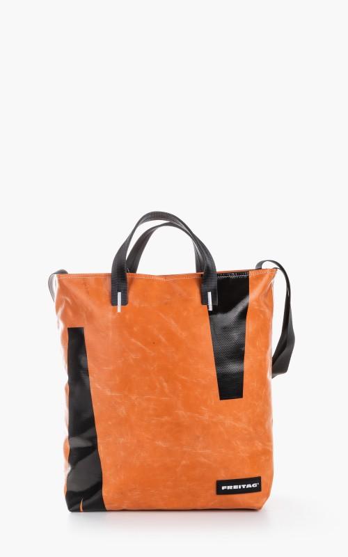 Freitag F203 Bob Tote Bag Orange 6-1