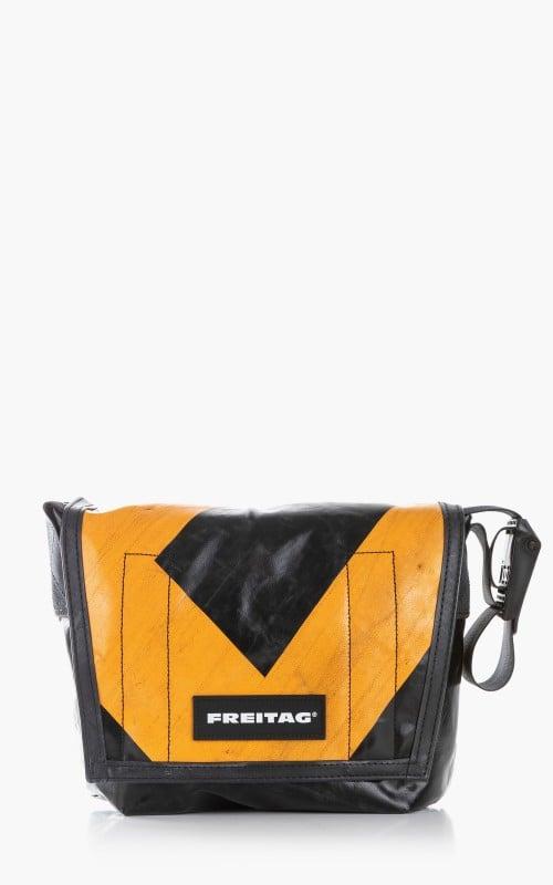 Freitag F11 Lassie Messenger Bag Classic S Black 6-3