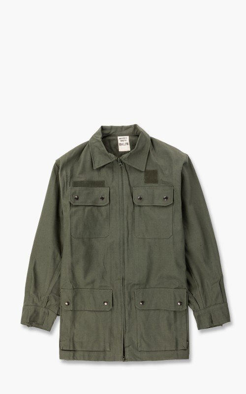 Military Surplus French Parka F1/F2 Olive
