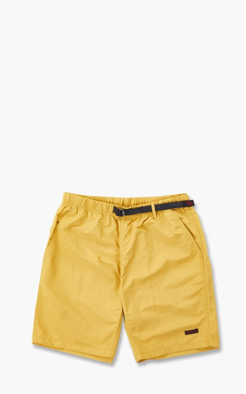 Gramicci Shell Packable Shorts Mustard
