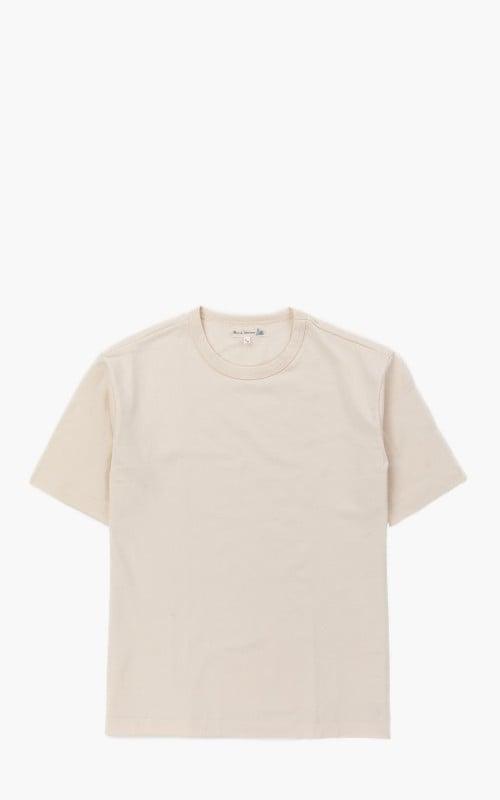 Merz b. Schwanen 218OS Oversized T-Shirt Nature