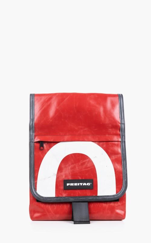 Freitag F133 Bonanza Backpack Red 4-2