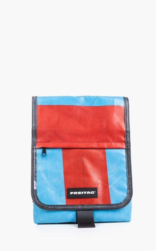 Freitag F133 Bonanza Backpack Blue 4-3