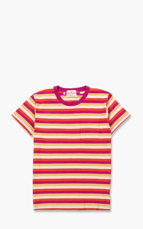 Levi's® Vintage Clothing 1950s Sportswear Tee Red Stripe