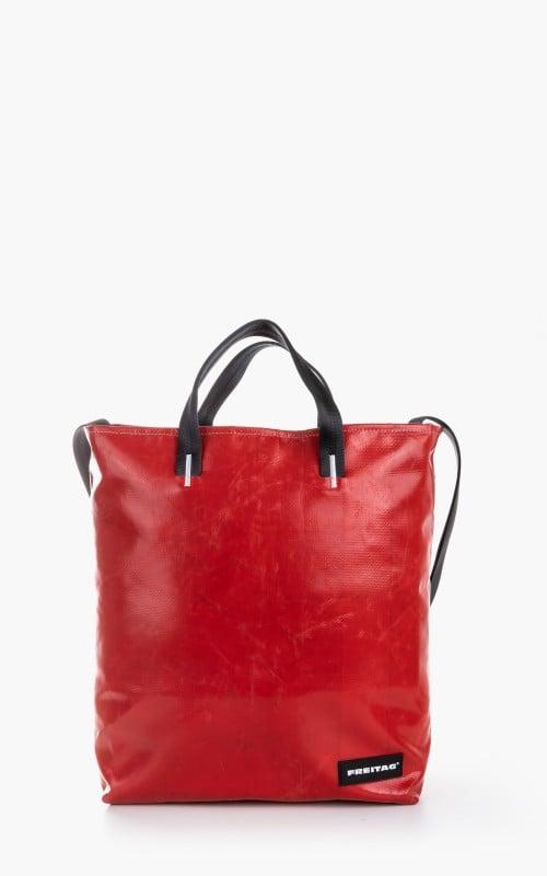Freitag F203 Bob Tote Bag Red 6-2