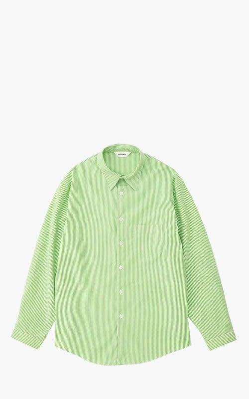 Digawel Stripe Shirt Green