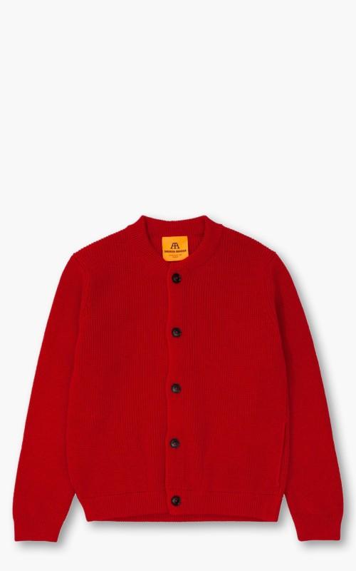 Andersen-Andersen Skipper Jacket Red