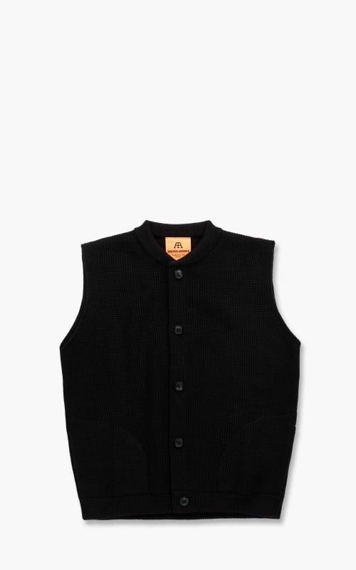 Andersen-Andersen Skipper Vest Black