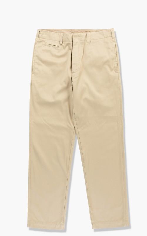 Nanamica Straight Chino Pants Khaki