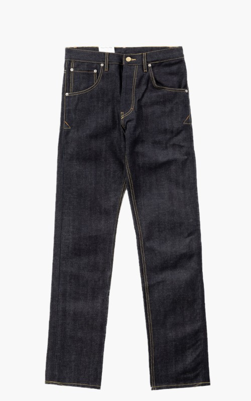Eat Dust Fit 76 Regular Straight Jeans Dry Indigo 13.75oz