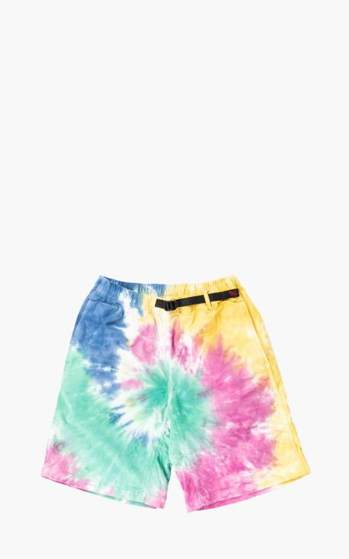 Gramicci Tie Dye G-Shorts Rainbow