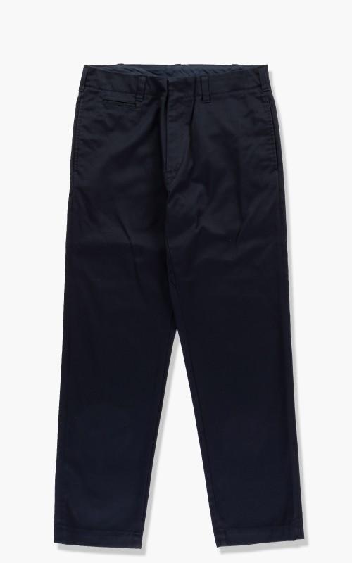 Nanamica Straight Chino Pants Navy